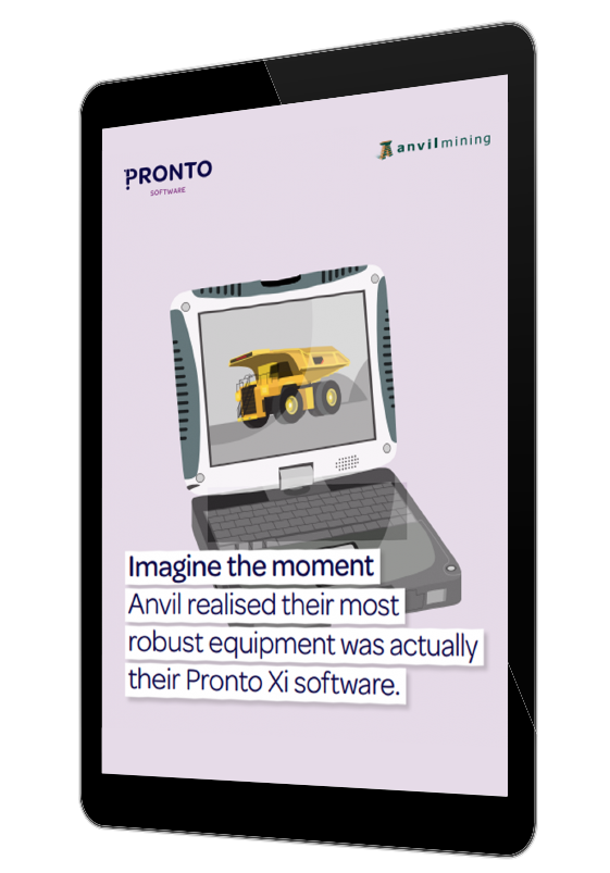 Mining ERP Case Study | Pronto Xi ERP Software