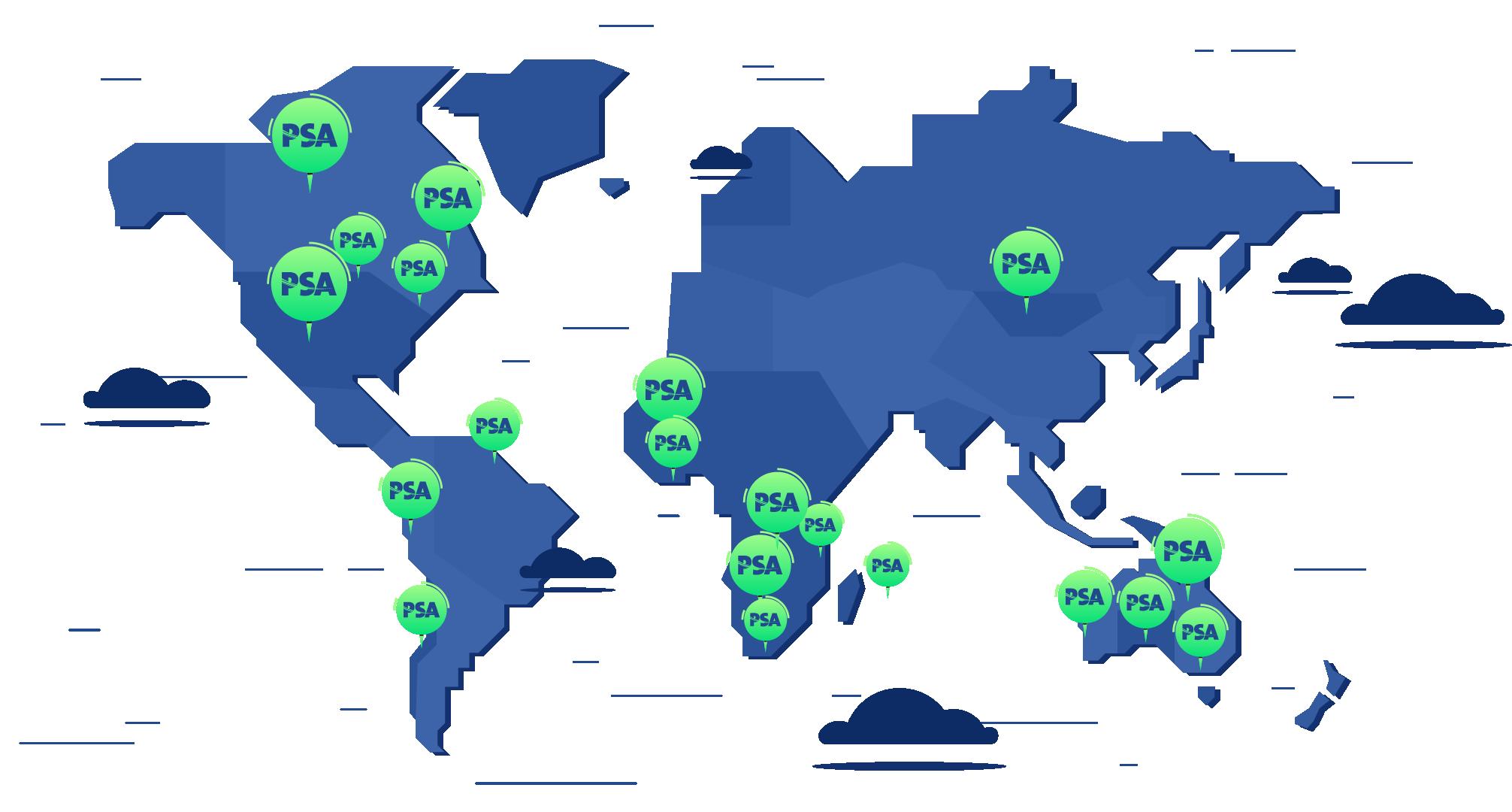 Global ERP Software Deployment